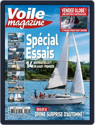 Voile November 1st, 2016 Digital Back Issue Cover