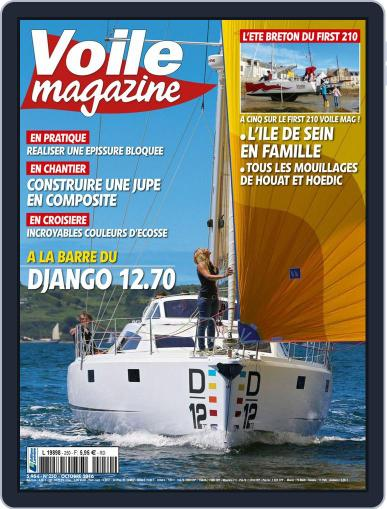 Voile October 1st, 2016 Digital Back Issue Cover
