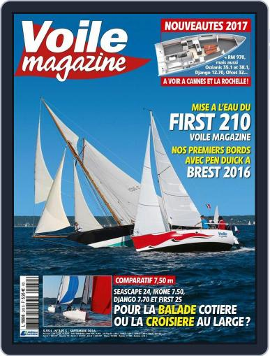 Voile August 5th, 2016 Digital Back Issue Cover