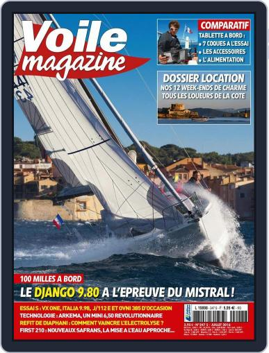 Voile June 15th, 2016 Digital Back Issue Cover