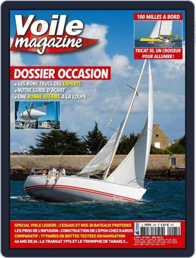 Voile April 15th, 2016 Digital Back Issue Cover