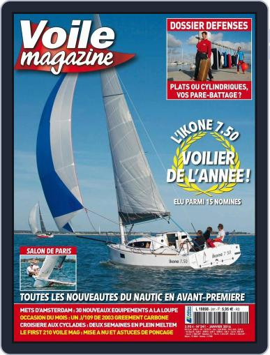 Voile December 16th, 2015 Digital Back Issue Cover