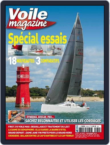 Voile November 1st, 2015 Digital Back Issue Cover