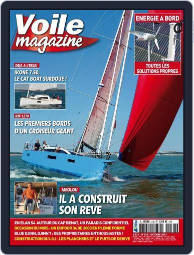 Voile October 1st, 2015 Digital Back Issue Cover