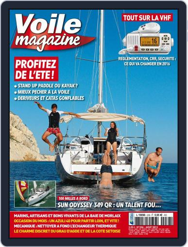 Voile July 11th, 2015 Digital Back Issue Cover