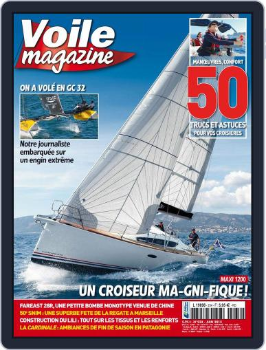 Voile May 15th, 2015 Digital Back Issue Cover