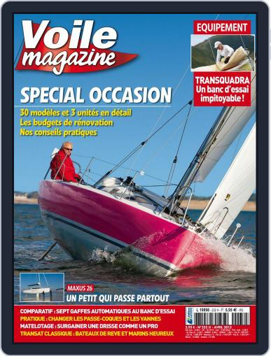 Voile March 13th, 2015 Digital Back Issue Cover