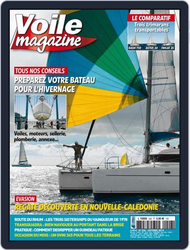 Voile September 12th, 2014 Digital Back Issue Cover