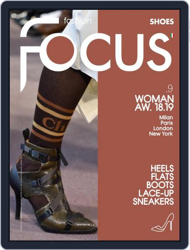 FASHION FOCUS WOMAN SHOES (Digital) April 23rd, 2018 Issue Cover