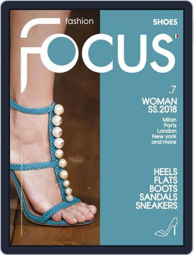FASHION FOCUS WOMAN SHOES (Digital) March 1st, 2018 Issue Cover