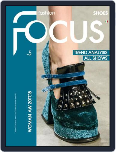 FASHION FOCUS WOMAN SHOES (Digital) October 1st, 2017 Issue Cover