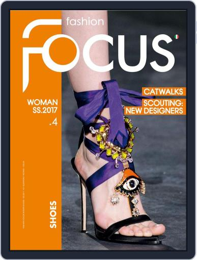 FASHION FOCUS WOMAN SHOES (Digital) January 1st, 2017 Issue Cover