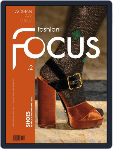 FASHION FOCUS WOMAN SHOES (Digital) October 1st, 2016 Issue Cover