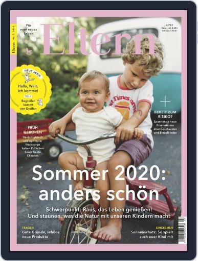 Eltern July 1st, 2020 Digital Back Issue Cover