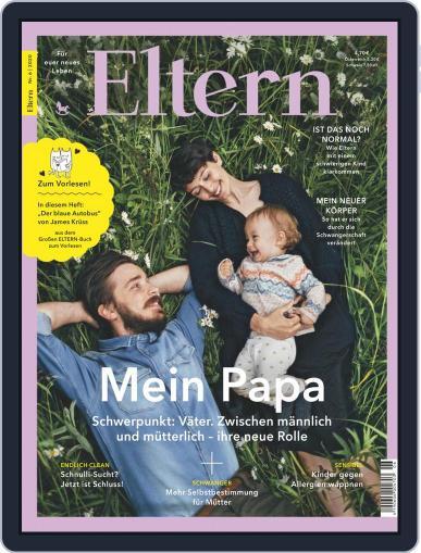 Eltern June 1st, 2020 Digital Back Issue Cover