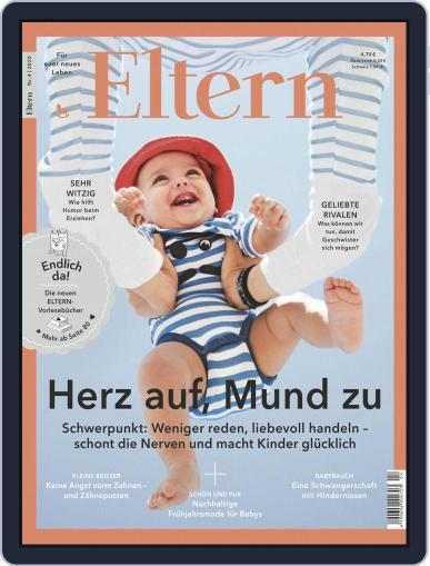 Eltern April 1st, 2020 Digital Back Issue Cover