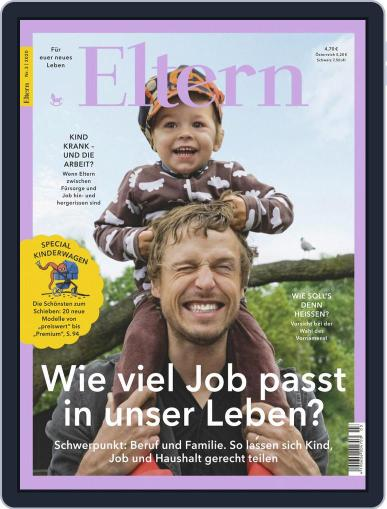 Eltern March 1st, 2020 Digital Back Issue Cover
