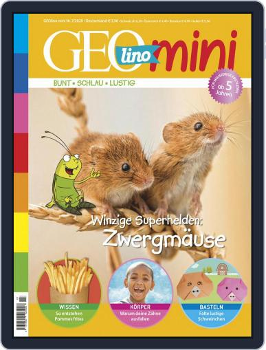 GEOmini (Digital) July 1st, 2020 Issue Cover