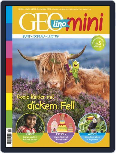GEOmini (Digital) June 1st, 2020 Issue Cover