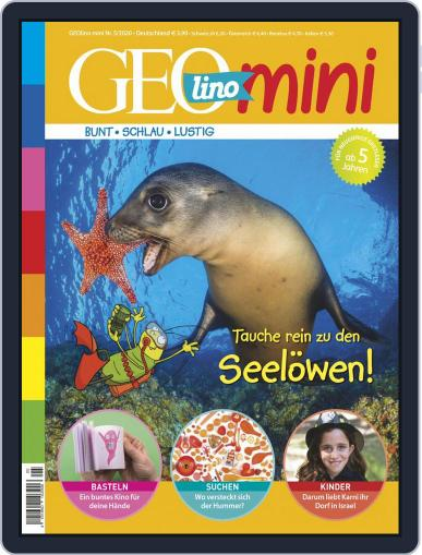 GEOmini (Digital) May 1st, 2020 Issue Cover