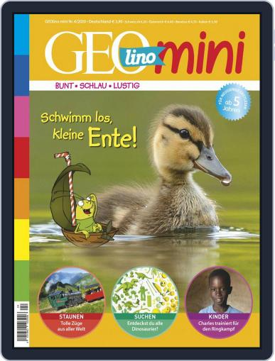 GEOmini (Digital) April 1st, 2020 Issue Cover