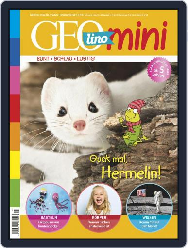 GEOmini (Digital) March 1st, 2020 Issue Cover