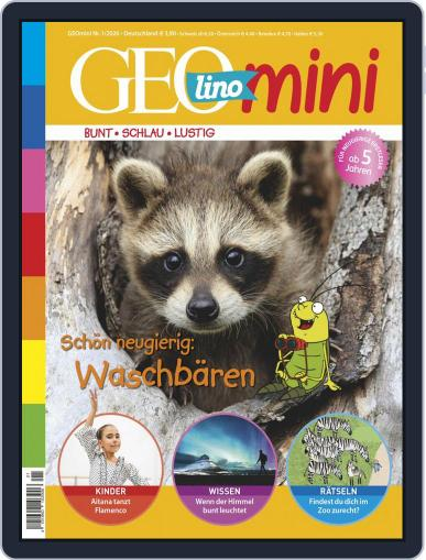 GEOmini (Digital) January 1st, 2020 Issue Cover