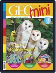 GEOmini (Digital) Subscription November 1st, 2019 Issue
