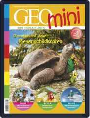 GEOmini (Digital) Subscription January 1st, 2019 Issue