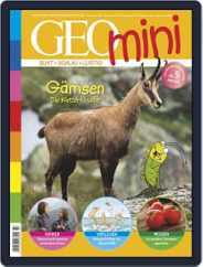 GEOmini (Digital) Subscription July 1st, 2018 Issue