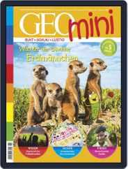 GEOmini (Digital) Subscription June 1st, 2018 Issue
