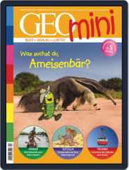 GEOmini (Digital) Subscription September 1st, 2017 Issue