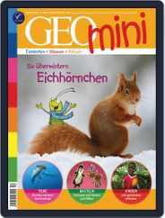 GEOmini (Digital) Subscription December 1st, 2016 Issue