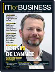It For Business (Digital) Subscription January 1st, 2018 Issue