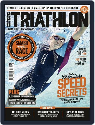 220 Triathlon (Digital) April 2nd, 2020 Issue Cover