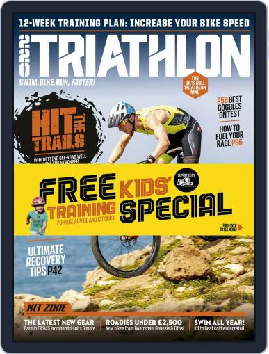 220 Triathlon (Digital) November 1st, 2019 Issue Cover