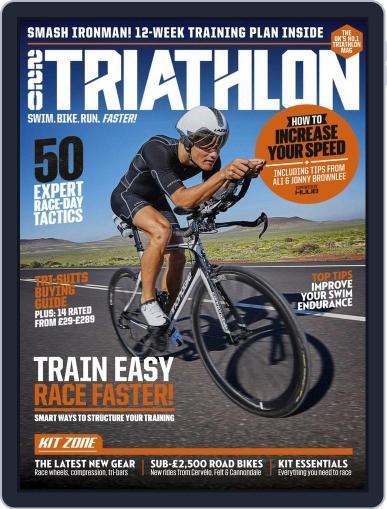 220 Triathlon (Digital) April 2nd, 2019 Issue Cover