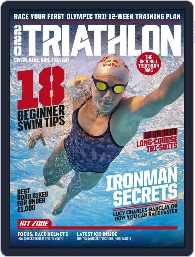 220 Triathlon (Digital) April 1st, 2019 Issue Cover