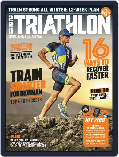 220 Triathlon (Digital) November 1st, 2018 Issue Cover