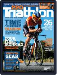 220 Triathlon (Digital) Subscription April 1st, 2017 Issue
