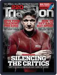 220 Triathlon (Digital) Subscription March 1st, 2016 Issue