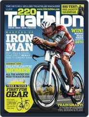 220 Triathlon (Digital) Subscription December 1st, 2015 Issue
