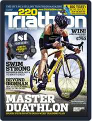 220 Triathlon (Digital) Subscription October 1st, 2015 Issue