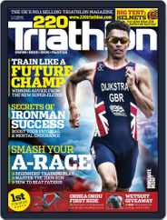220 Triathlon (Digital) Subscription September 1st, 2015 Issue
