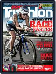 220 Triathlon (Digital) Subscription May 14th, 2015 Issue