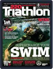 220 Triathlon (Digital) Subscription September 15th, 2014 Issue
