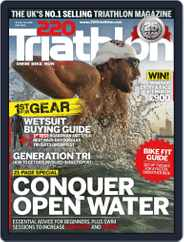 220 Triathlon (Digital) Subscription April 1st, 2014 Issue