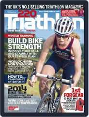220 Triathlon (Digital) Subscription October 14th, 2013 Issue