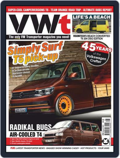 VWt (Digital) August 1st, 2020 Issue Cover