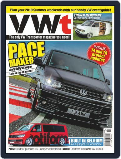 VWt (Digital) July 1st, 2019 Issue Cover